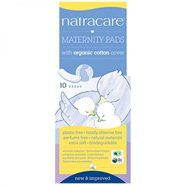 EarthHero - Natural Maternity Pads - 10pk - 1