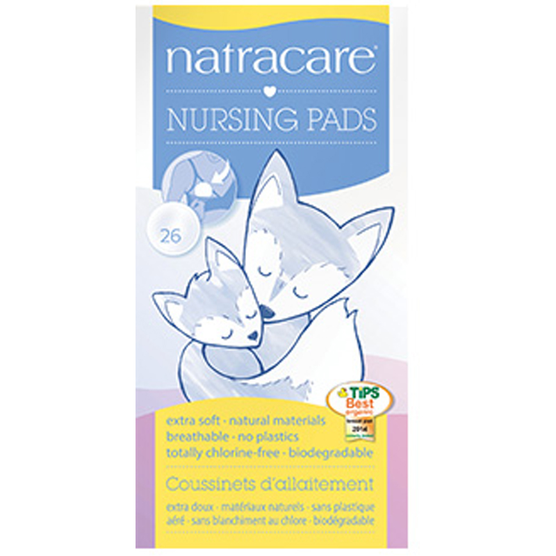 EarthHero - Natural Nursing Pads - 26pk - 1