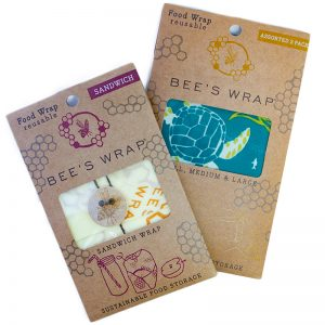 EarthHero - Reusable Beeswax Wraps Essential Starter Set 1