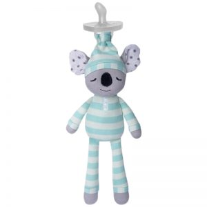 EarthHero - Kozy Koala Pacifier Buddy 1