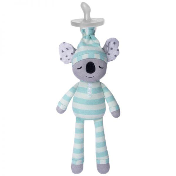 EarthHero - Kozy Koala Pacifier Buddy 1