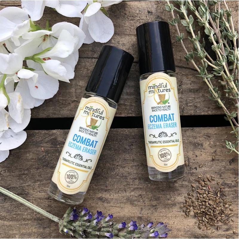 EarthHero - Essential Oils for Eczema Natural Aromatherapy - 2