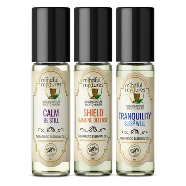 EarthHero - Happy Traveler Calming Aromatherapy Kit - 3pk  - 1