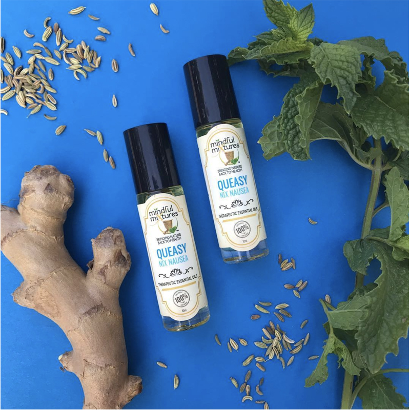 EarthHero - Nausea Relief Natural Aromatherapy Roller - 2