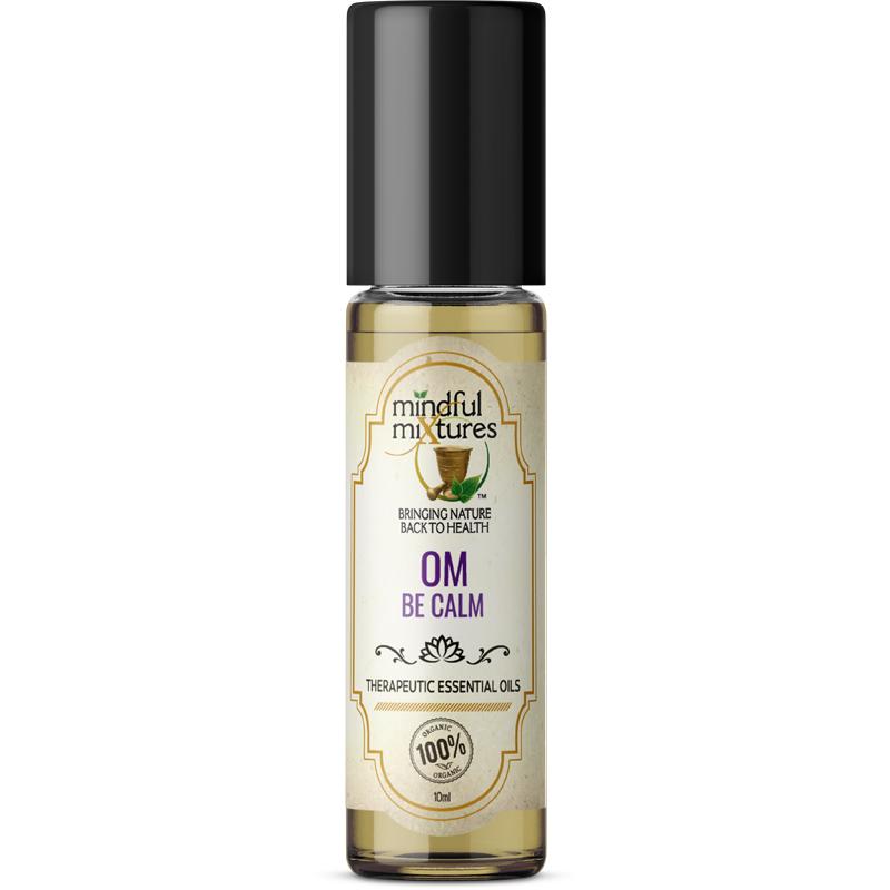 EarthHero - Om Harmony Natural Aromatherapy Roller - 1