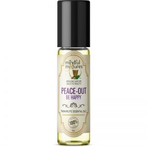 EarthHero - Peace Out Uplifting Natural Aromatherapy Roller - 1