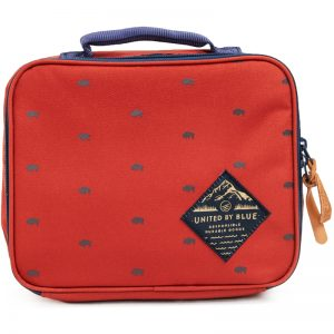 EarthHero - Buffalo Print Meader Insulated Lunchbox - 1