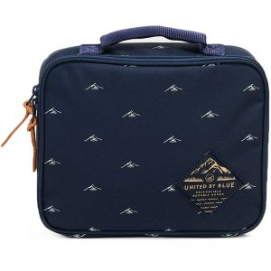 EarthHero - Mountain Print Meader Insulated Lunchbox - 1