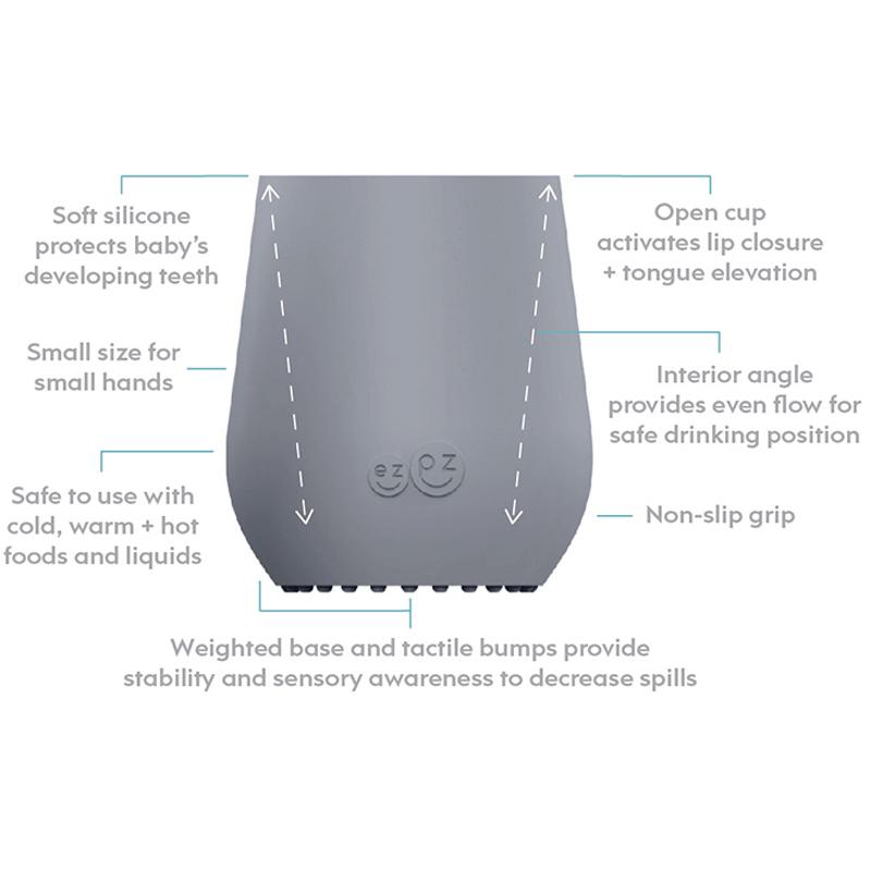 EarthHero - ezpz Silicone Tiny Cup - 2