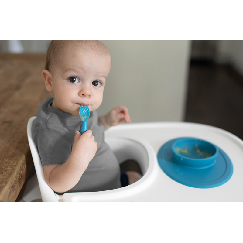 EarthHero - ezpz Silicone Tiny Spoon - 3