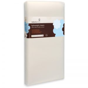 EarthHero - Lightweight Organic Crib Mattress  - 1