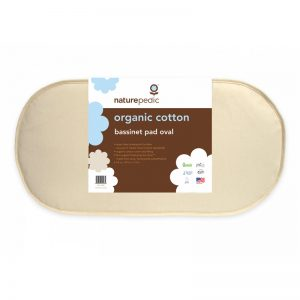 EarthHero - Organic Cotton Bassinet Mattress -