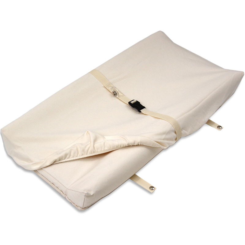 EarthHero - Organic Cotton Changing Pad Covers - 2-Sided