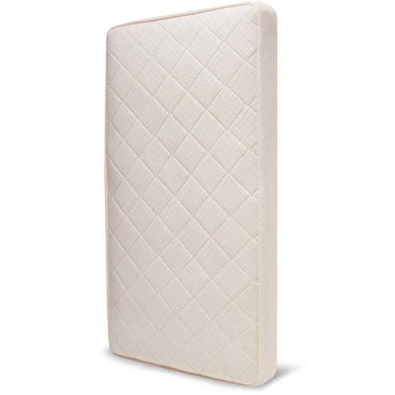 Organic Cotton Fitted Crib Breathable Mattress Pad Shop
