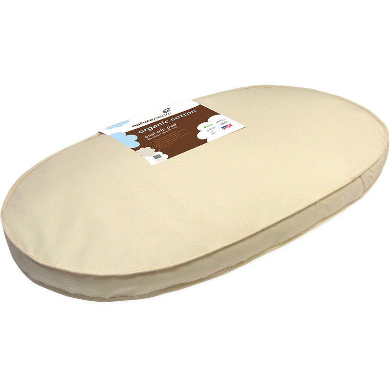 EarthHero - Organic Cotton Stokke Sleepi Crib Mattress - 1