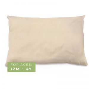 EarthHero - Toddler Cotton Organic Pillow - 1