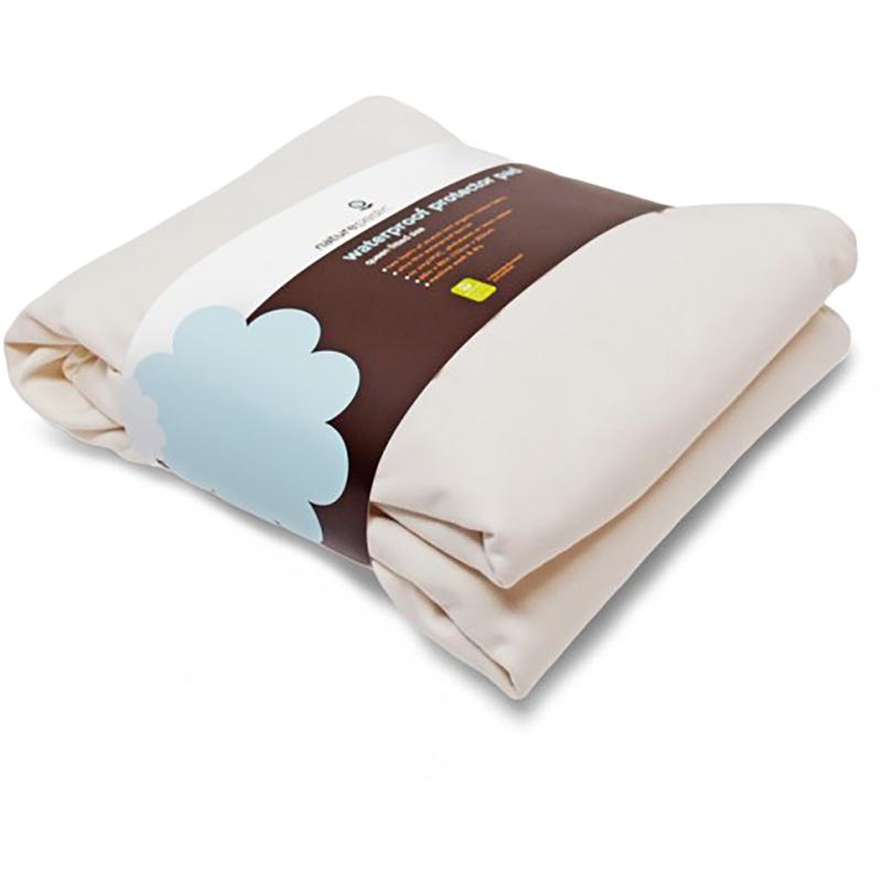 EarthHero - Organic Cotton Waterproof Mattress Topper - 1