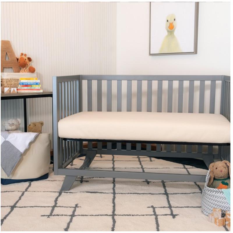 EarthHero - Breathable 2-Stage Organic Crib Mattress - 4