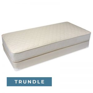 EarthHero - Kids Cotton Trundle Organic Mattress - 1