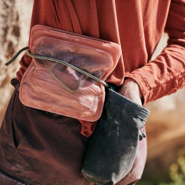 EarthHero - Mojave Collection: Silicone Stasher Sandwich Bag - 4Mojave Collection: Silicone Stasher Sandwich Bag - 5