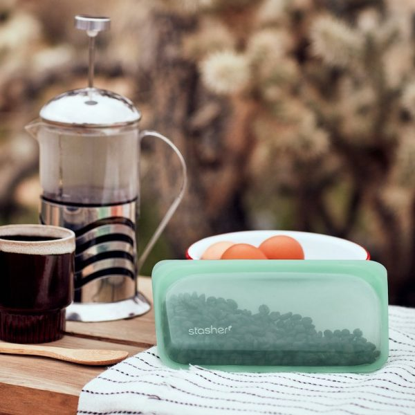EarthHero - Mojave Collection: Silicone Stasher Snack Bag - 4