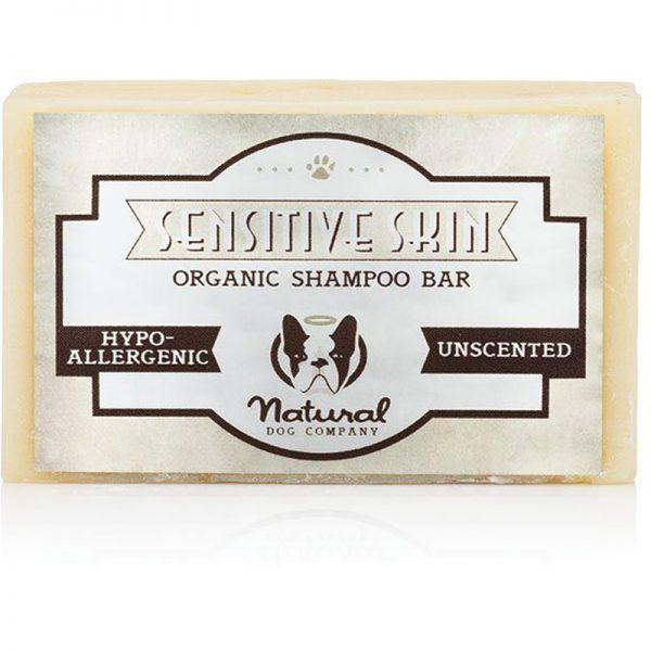 EarthHero - Sensitive Skin Natural Dog Shampoo Bar - 1