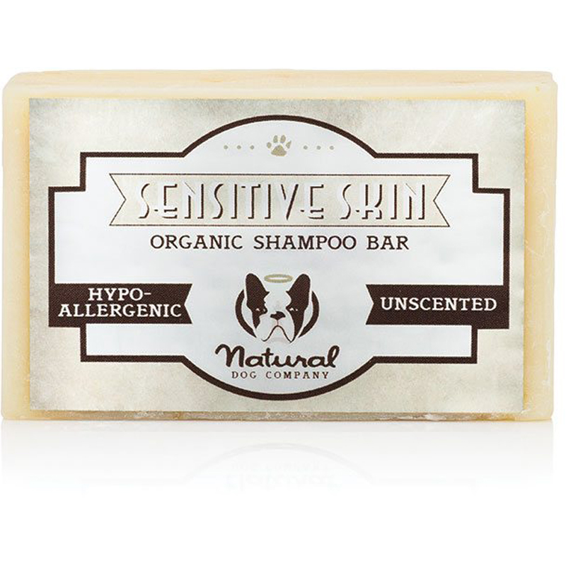 EarthHero - Sensitive Skin Natural Dog Shampoo Bar - 1