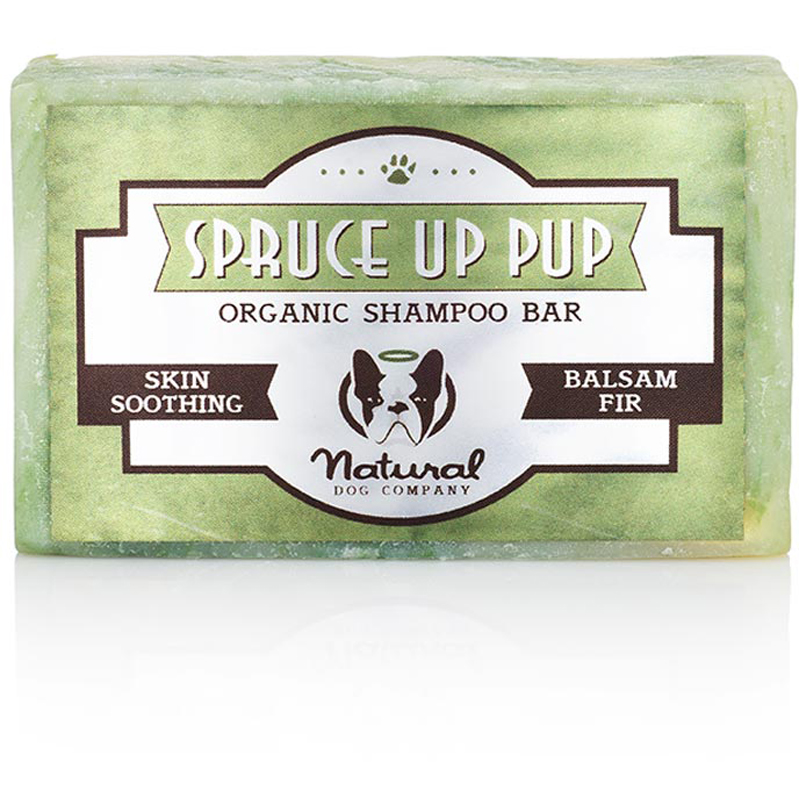 EarthHero - Spruce Up Pup Natural Dog Shampoo Bar - 1