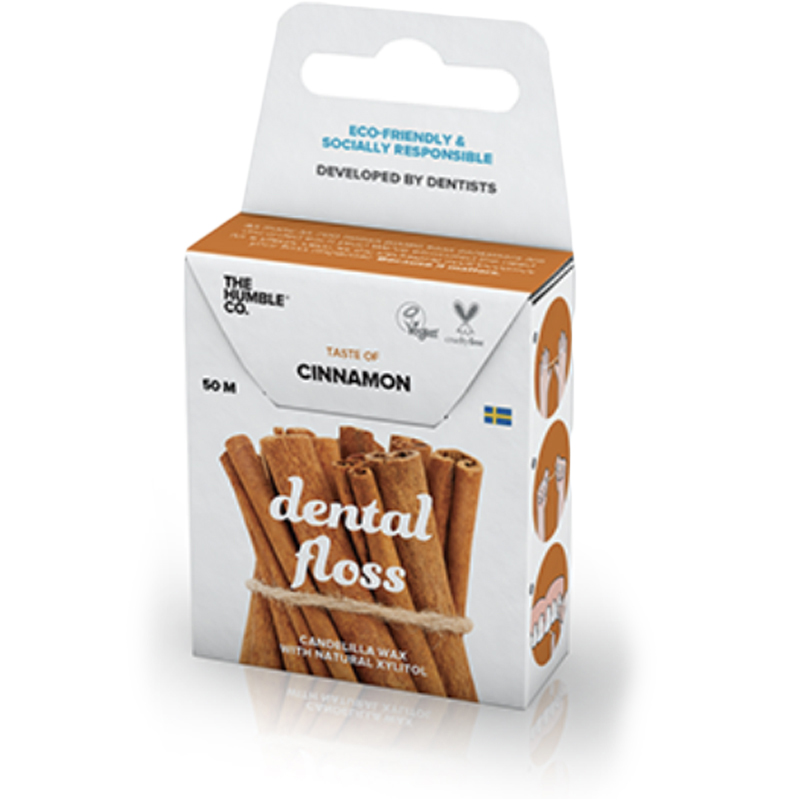 EarthHero - Cinnamon Dental Floss  - 1
