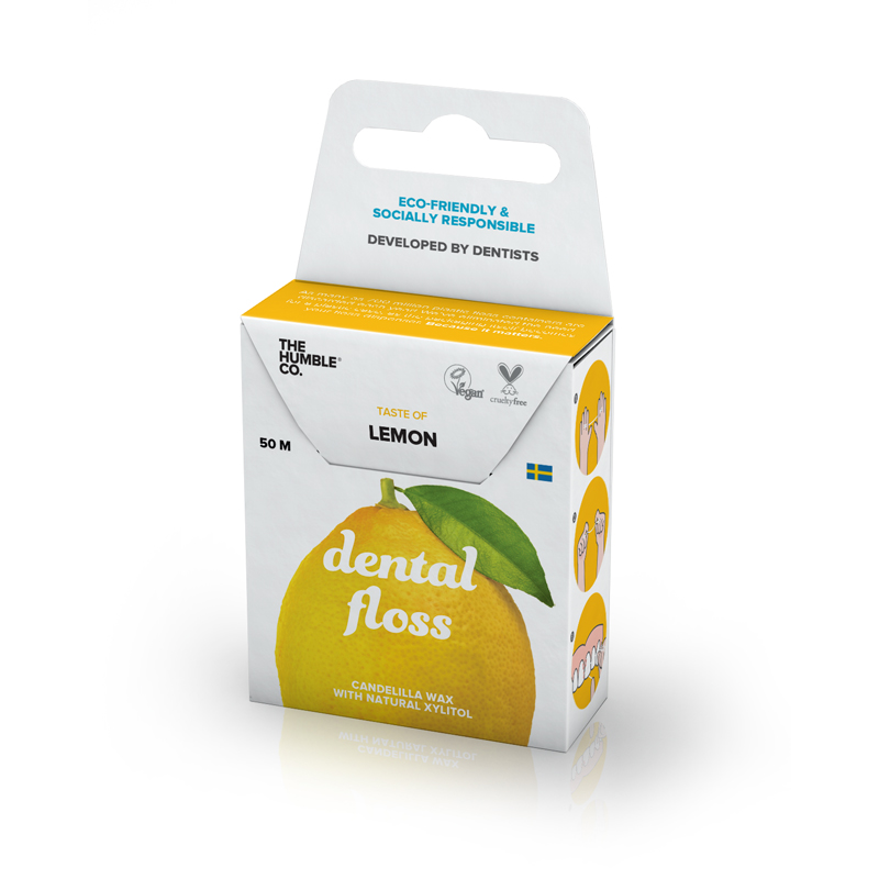 EarthHero - Lemon Dental Floss  - 1