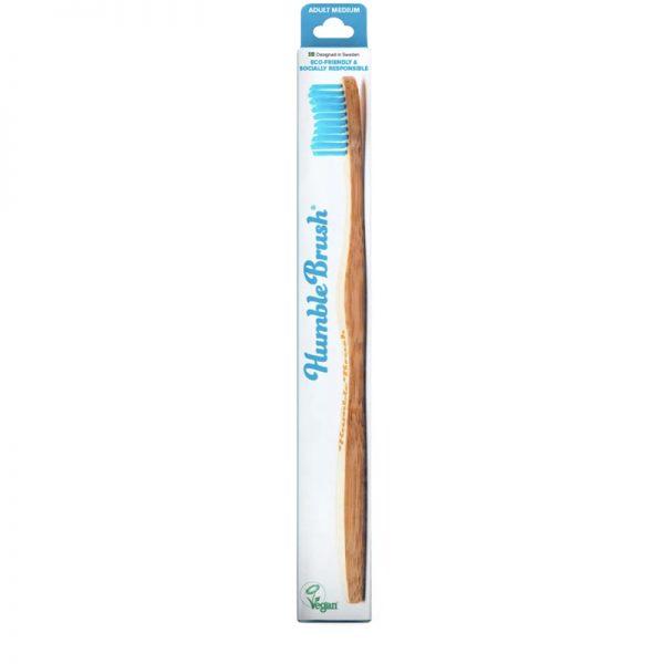 EarthHero - Medium Bamboo Toothbrush  - 2