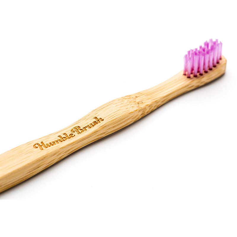 EarthHero - Ultra Soft Kids Bamboo Toothbrush - 3
