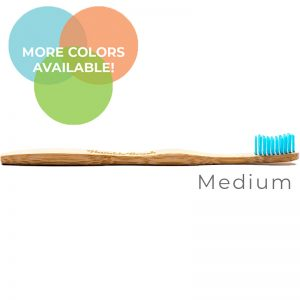 EarthHero - Medium Bamboo Toothbrush  - 1