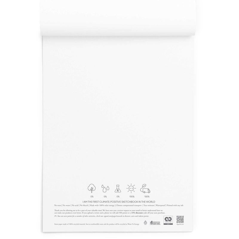 EarthHero - Stone Paper Sketchbook - 3