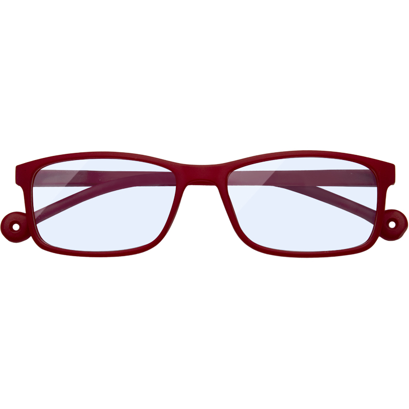 EarthHero - Ebro Rectangular Recycled Reading Glasses -