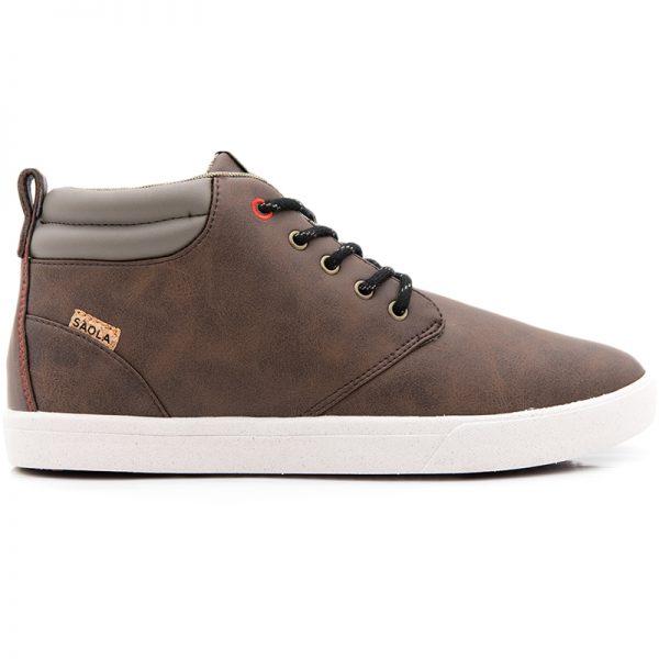 EarthHero - Men's Niseko Mid-Top Sneakers Vegan Shoes - 2