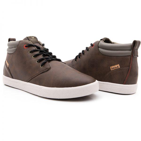 EarthHero - Men's Niseko Mid-Top Sneakers Vegan Shoes -