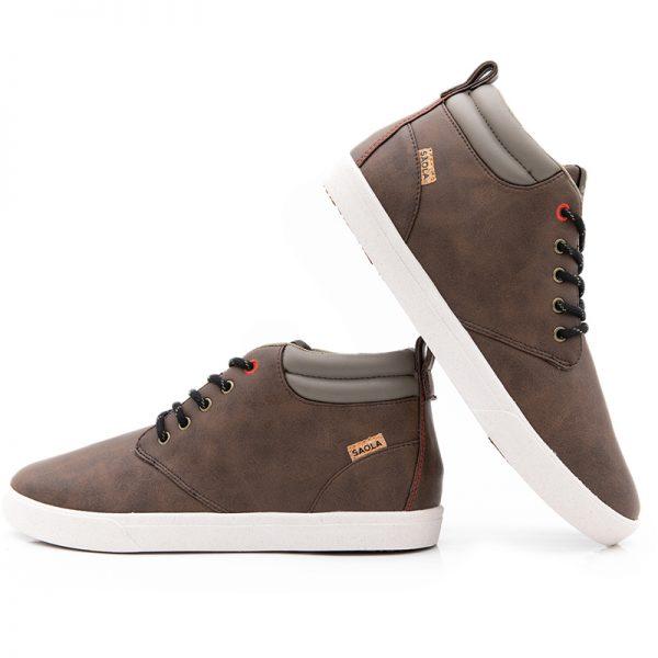 EarthHero - Men's Niseko Mid-Top Sneakers Vegan Shoes - 5