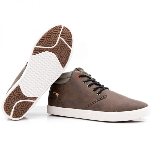 EarthHero - Men's Niseko Mid-Top Sneakers Vegan Shoes - 6