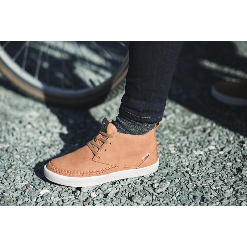 EarthHero - Women's Atakama Mid-Top Sneakers Vegan Shoes - 5