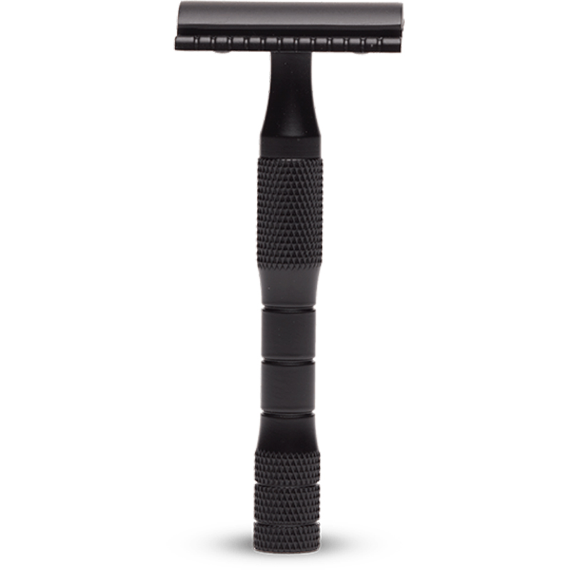 EarthHero - Black Safety Razor - 1