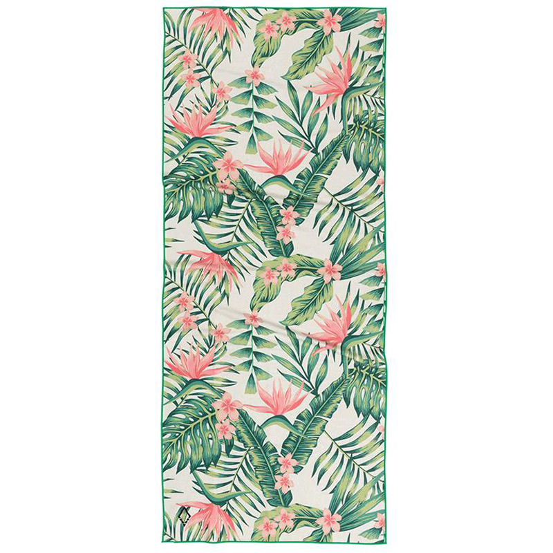 EarthHero - Nomadix Palms Pink Beach Towel - 1