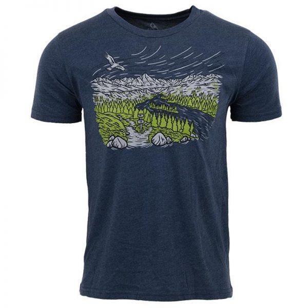 EarthHero - American Trails Men's Graphic T-Shirt - 1