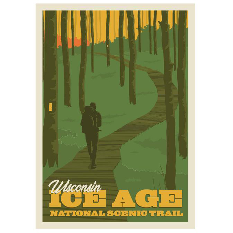 EarthHero - Boardwalk Recycled Paper Poster - 1