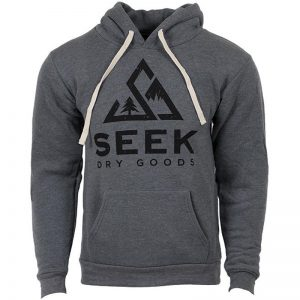EarthHero - Core Logo Eco-Fleece Hoodie - 1
