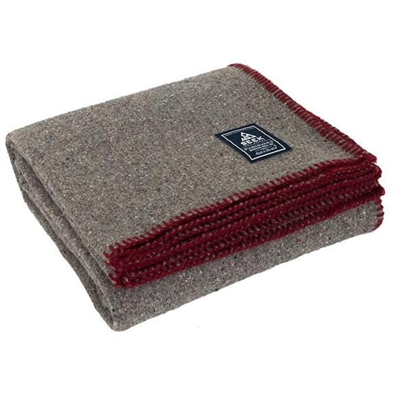 EarthHero - Eco-Woven Wool Throw  - 1