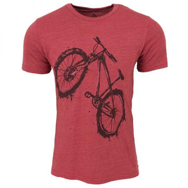 EarthHero - Single Track Men's Graphic T-Shirt - 1