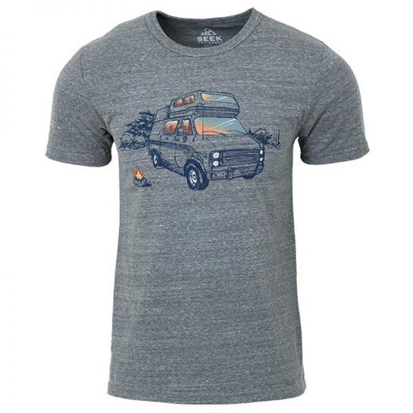 EarthHero - Van Life Men's Graphic T-Shirt  - 1