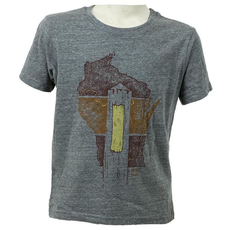 EarthHero - Yellow Blaze Kids's Graphic T-Shirt - 1