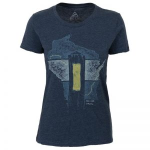 EarthHero - Yellow Blaze Women's Graphic T-Shirt - 1